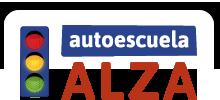 Logo Autoescuela Alza